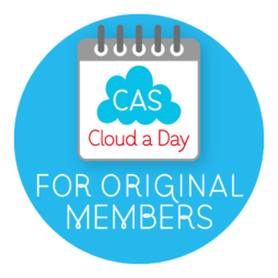 Cloud a Day Subscription for Original Members