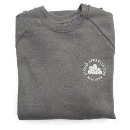 CAS Sweatshirt (Light Grey)